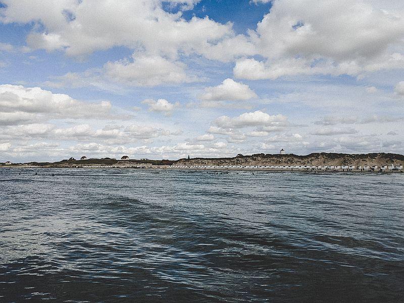 Die Küste von Løkken