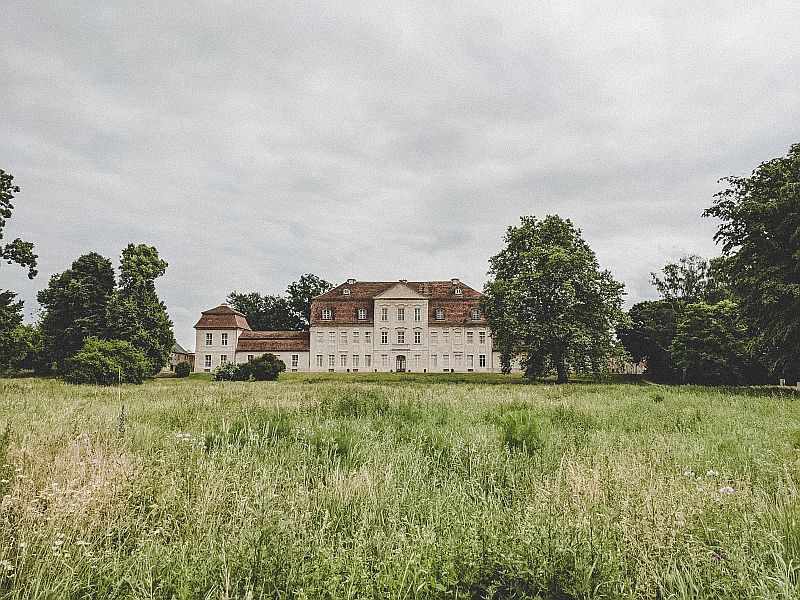 Ausflugsziele an der Mecklenburgischen Seenplatte - Schloss Kummerow